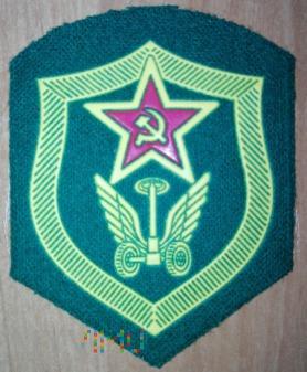 Wojska Ochrony Granic - transport