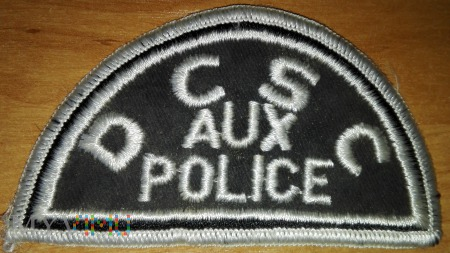 DCSC Aux policja