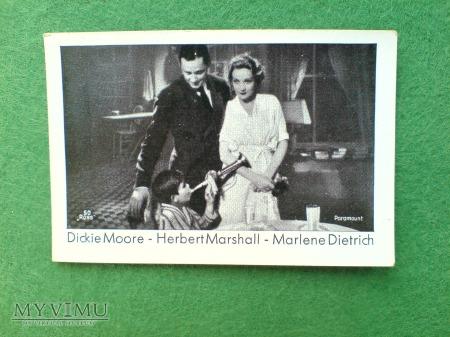 Duże zdjęcie MARLENE DIETRICH Mijn Filmboek no.2 Houten & Zoon