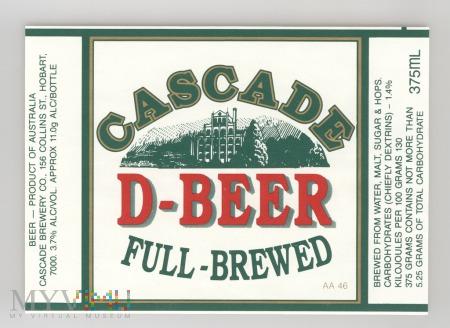 Australia, cascade d-beer