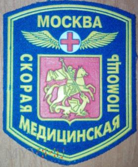 Moskiewska pierwsza pomoc medyczna - lotnictwo