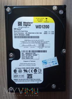 """Duże zdjęcie Dysk 3,5"""" Western Digital 120,0GB"""