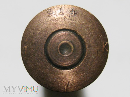Łuska 7,62x54R Mosin M.91 [Л К I 914]
