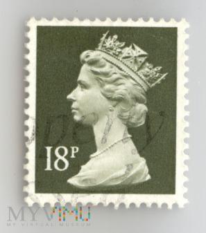 Elżbieta II, GB 1003C