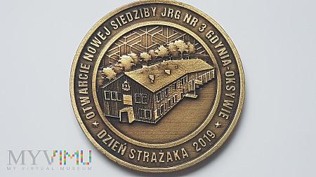 Otwarcie Nowej Siedziby JRG Nr 3 Gdynia Oksywie