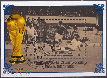 Football World Cup Finals 1954-1966