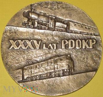 Medal XXX lat PDOKP
