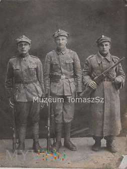 Kościuszkowcy. 03.09.1945 r.
