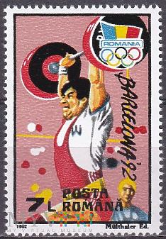 Summer Olympics, Barcelona 1992