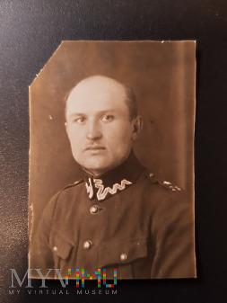 Podporucznik 28 Pułku Piechoty II RP