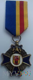 Odznaka Hon. Zasłuzony dla Ochropy p.poż.woj.łódzk