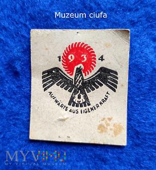 Whw-Briefverschlussmarke