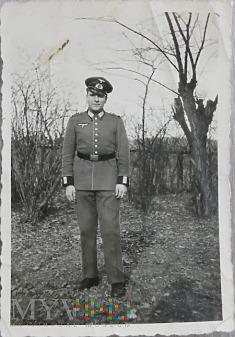 Zdjęcie niemiecki żołnierz