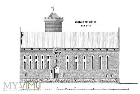 Pierwsze murowane zamki konwentualne. Grudziądz