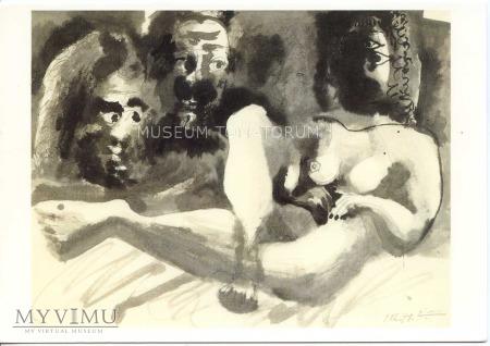 Picasso - Zuzanna i dwóch starców