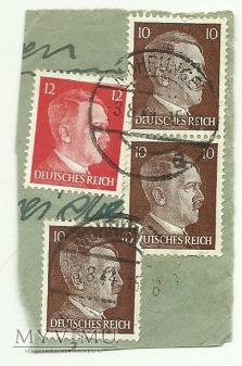 10 i 12 pfennig DEUTSCHES REICH Mohrungen