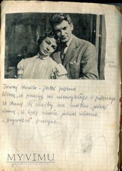 Barbara Kwiatkowska Jean Gabin + scrapbooking