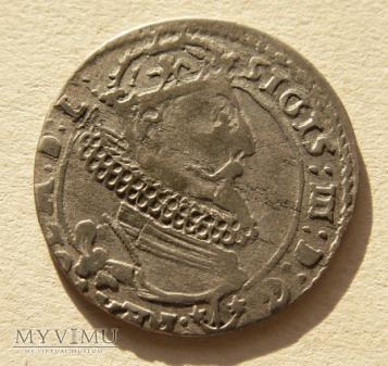 Szóstak m. Kraków- 1625 r- nienot odmiana POLO