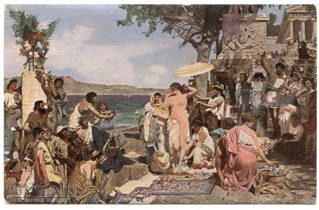 Henryk Siemiradzki - Elysian festival