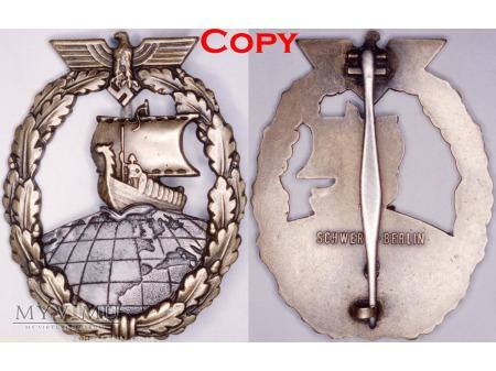 Duże zdjęcie Załogi Krążowników Pomocniczych