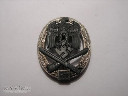 Odznaka Szturmowa 50