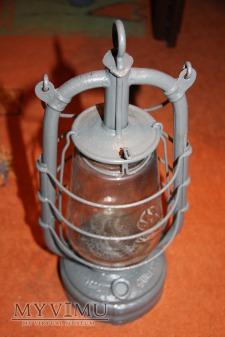 Lampa naftowa Niemiecka