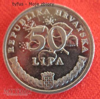 Duże zdjęcie 50 LIPA - Chorwacja, EURO '96 (1996)