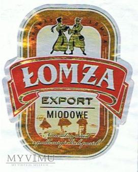 łomża export miodowe