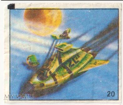 Historyjka kosmos nr 20