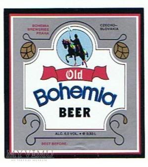 old bohemia beer