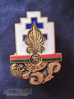 Duże zdjęcie 13e demi-brigade de Légion étrangère Dom I