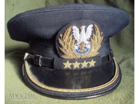 Czapka kapitana MW (lata 70-te)