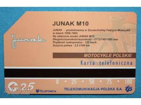 JUNAK M10 - 4