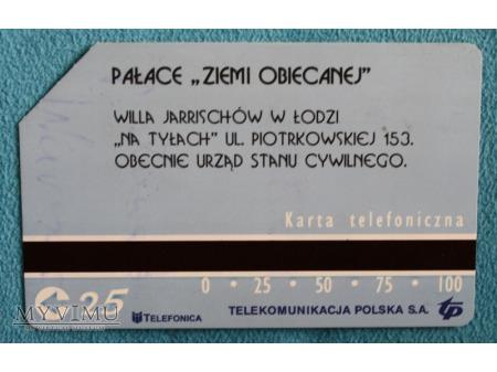 """Pałace """"Ziemi Obiecanej"""" 7/8"""