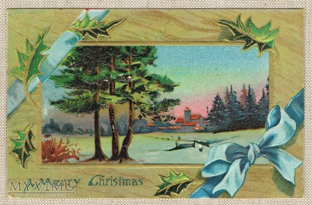 1911 Wesołych Świąt