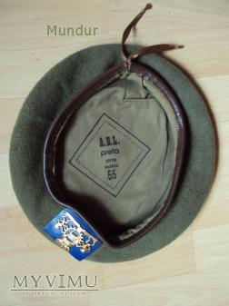 Belgijski beret jednostek logistycznych