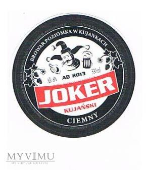 joker kujański ciemny