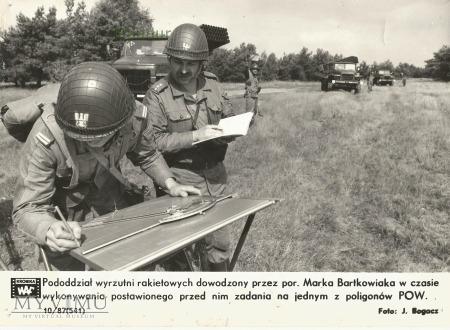 Zdjęcie propagandowe: poligon POW
