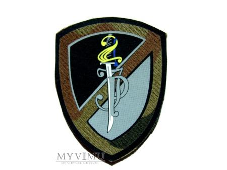 Naszywka 2 BZ na Kurtkę GoreTex i mundur polowy