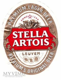 Duże zdjęcie Stella Artois