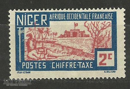 Colonie du Niger
