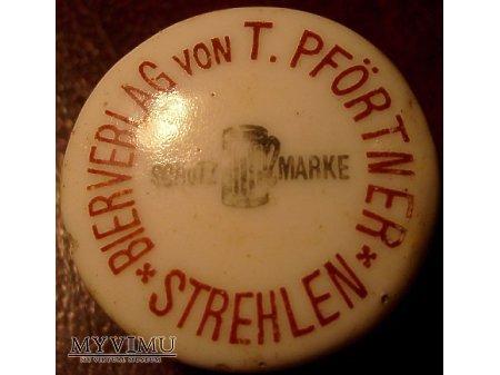 Duże zdjęcie T.Pfortner - skład piwa w Strzelinie