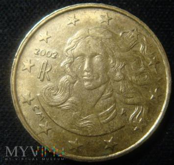 10 centów - Włochy 2002