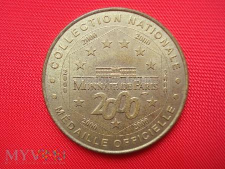 Duże zdjęcie Pamiątkowy medal / Francja