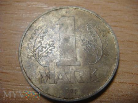 1 mark 1975 DDR