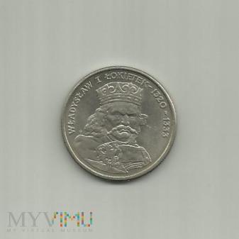 100 złotych, 1986 Wladyslaw I Lokietek