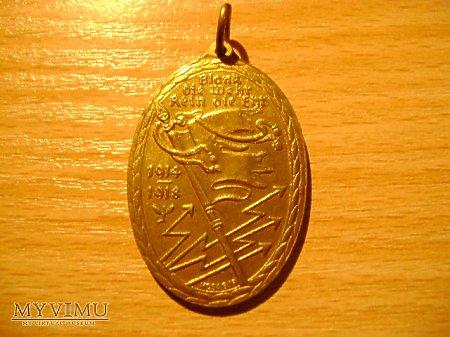 medal niemiecki
