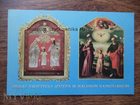 Kalisz Sanktuarium Obraz Św Józefa Rodziny