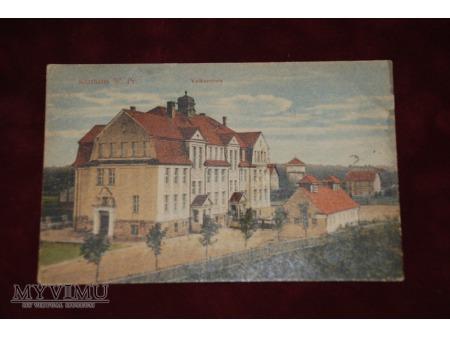 Karthaus W.Pr. - Kartuzy - Volksschule
