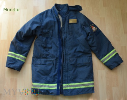 Ubranie specjalne dla strażaków
